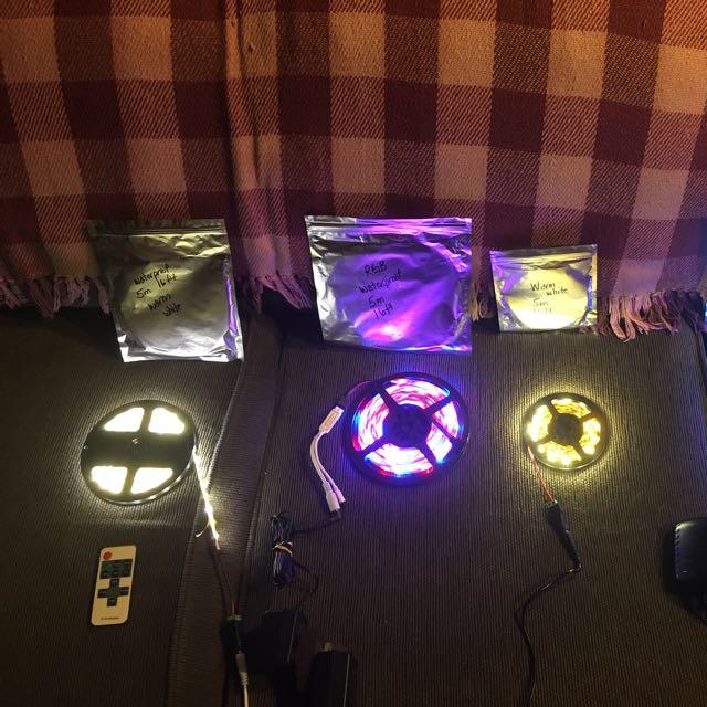 Waterproof Strip LED Lights