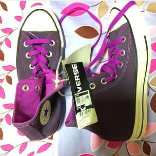 Converse Purple HighCut