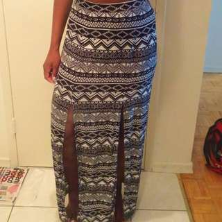 *New* XX1 Maxi skirt
