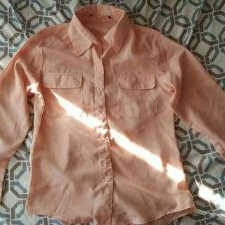 Forever 21 Collar Shirt
