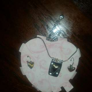 Brighton Earings And Necklace