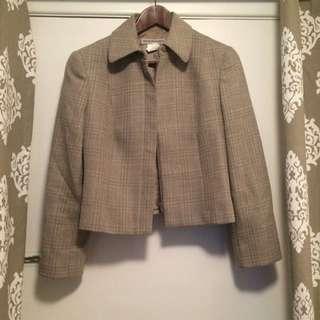 Emporia Armani Wool Blazer Size 42