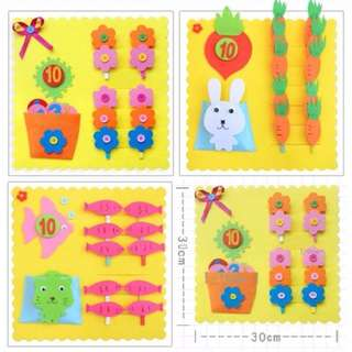 Counting Fabric Board