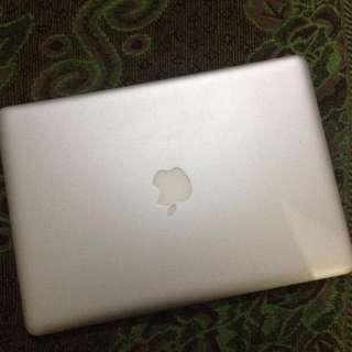 MacBookPro 13inch thn 2011