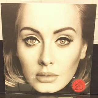 Sold. Adele - 25. vinyl lp. new