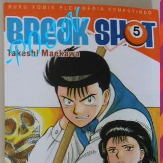 Book Breakshot