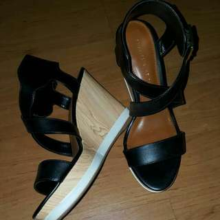 Authentic Charles & Keith Wedge