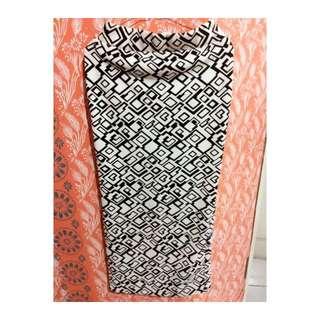 Abstrack Skirt