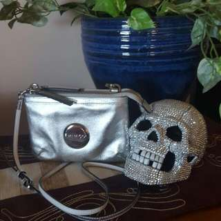 Mimco Silver Secret Couch