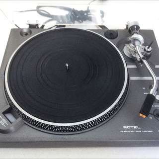Turntable Rotel RP-3300 Vinyl LP record Player