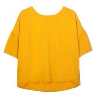 GORMAN Sunny Yellow Loose Top