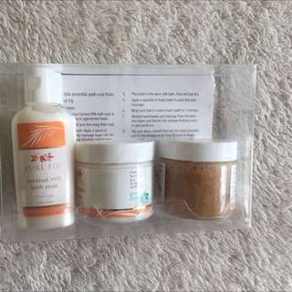 Pure Fiji Spa Kit