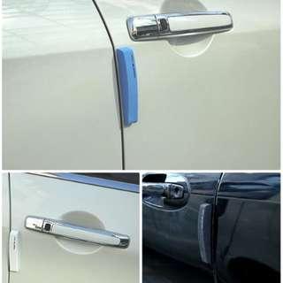 [INSTOCK] Car Door Bumper Guard (Black)