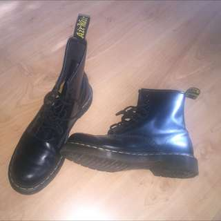 Brand New Doc Marten Combat Boots