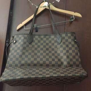 Louis Vuitton Class A Neverful Bag