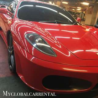 Rental For Ferrari F430