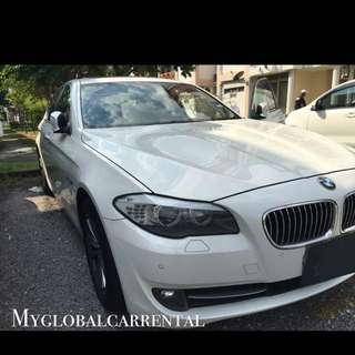 Rental For BMW 523i