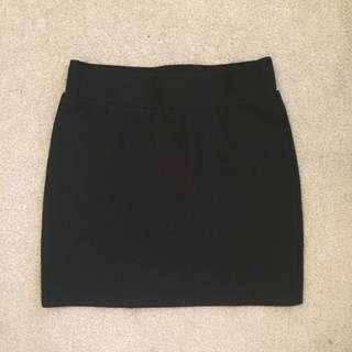 Black skirt SX