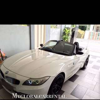BMW Z4 M-Sport For Rental