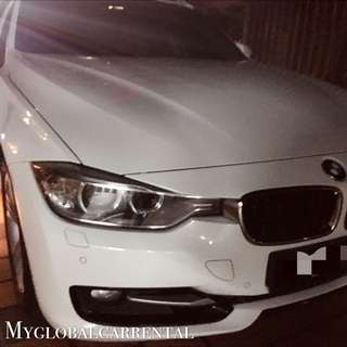 BMW 320i For Rental