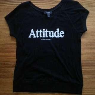 """Attitude"" Shirt"