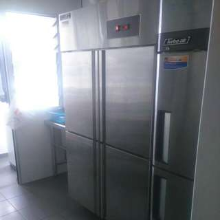 (Reserved With Deposit) Polariz Commercial 4 Doors Chiller
