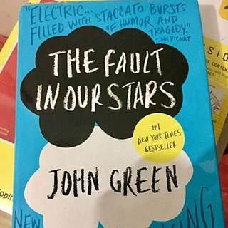 Preowned John Green Book