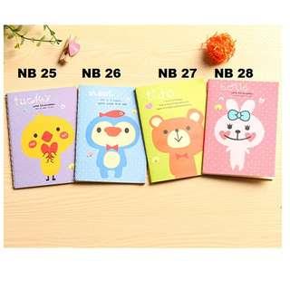 Cute small note book