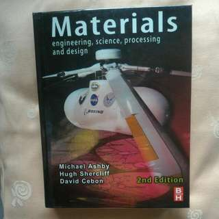 Materials Engineering, Science, Processing And Design (2nd Edition)