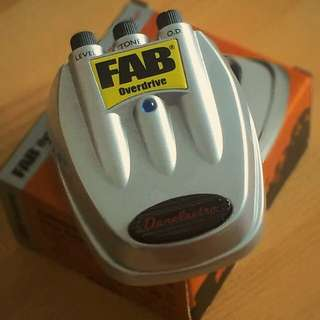 Danelectro FAB Overdrive (D-2)