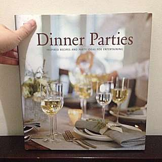 Dinner Parties By Bonnier Books