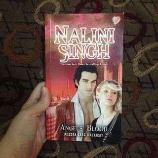 Angel's Blood By Nalini Singh