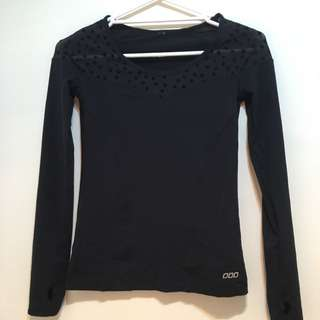 Lorna Jane Long Sleeve Top Size S