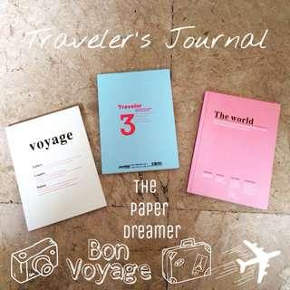 Traveler's Journal.