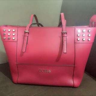 Red Guess Bag #iwantstarbucks