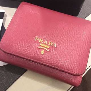 Pravda Saffiano Wallet