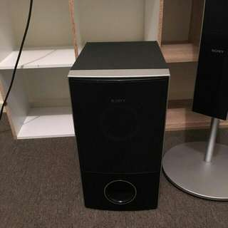 Subs And Speakers Need Reciever