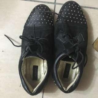 Air Space黑鞋