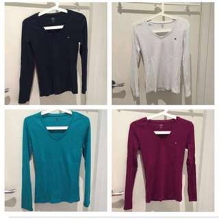 Authentic Tommy Hilfiger Tops