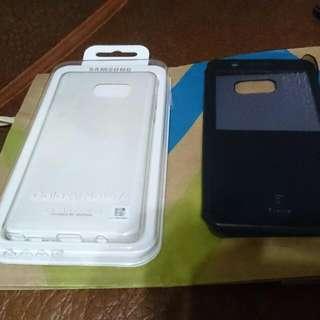 Samsung Galaxy Note 7原廠及副廠保護套
