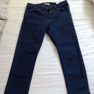 Pull & Bear Slim Fit Jeans For Men