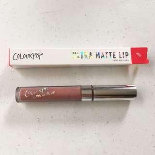 Colourpop Ultra Matte Lip In Trap