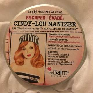 Cindy-Lou Manizer