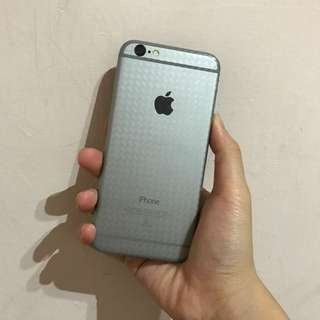 iphone 6 16g太空灰 全機包膜 機況良好
