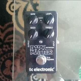 TC electronics Dark Matter