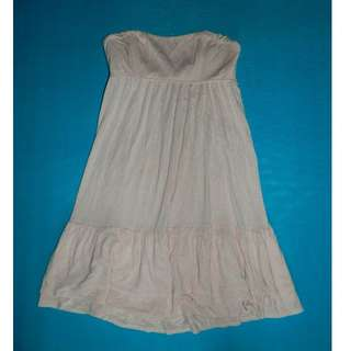 Tube Cotton Dress