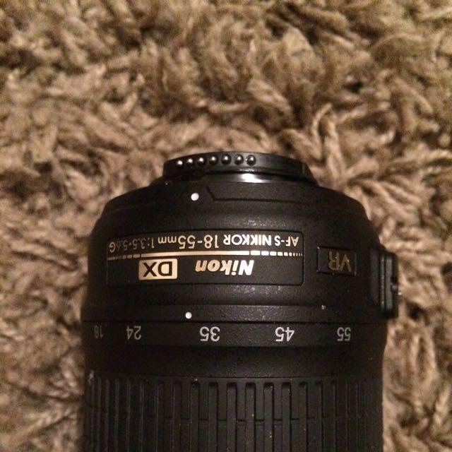 55-18 Zoom Lens