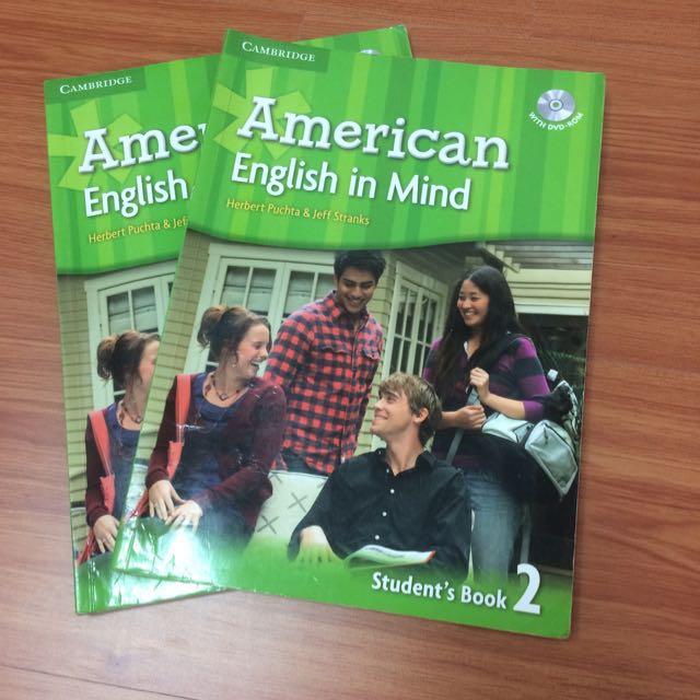 英文 American English In Mind