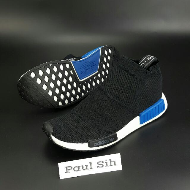 huge selection of 4aed9 ad8e0 Adidas NMD CITY SOCK PK UK9.5
