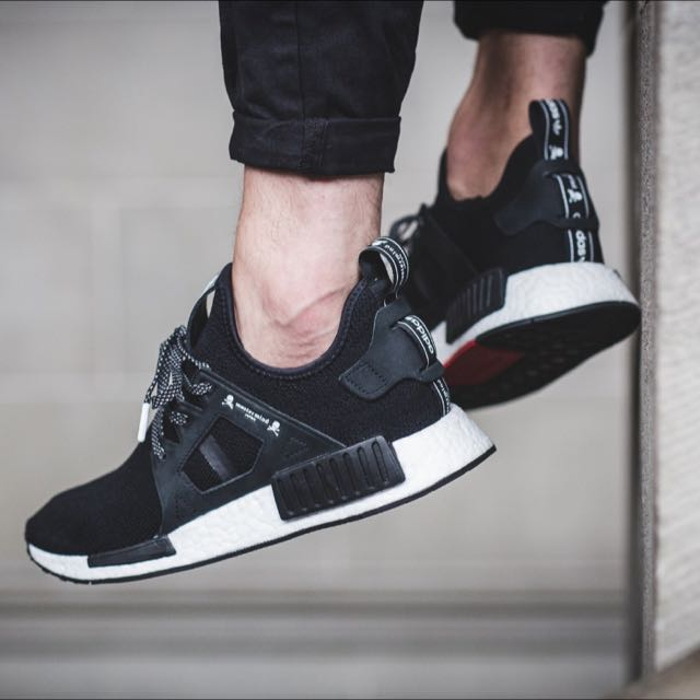 best service d4065 1be22 Adidas NMD XR1 x mastermind Japan, Men's Fashion, Footwear ...